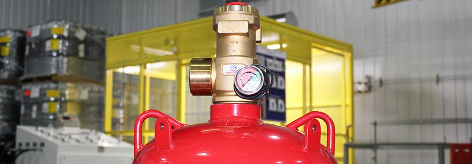 Холдинг ОСК ГРУПП - российский призводитель установок газового пожаротушения