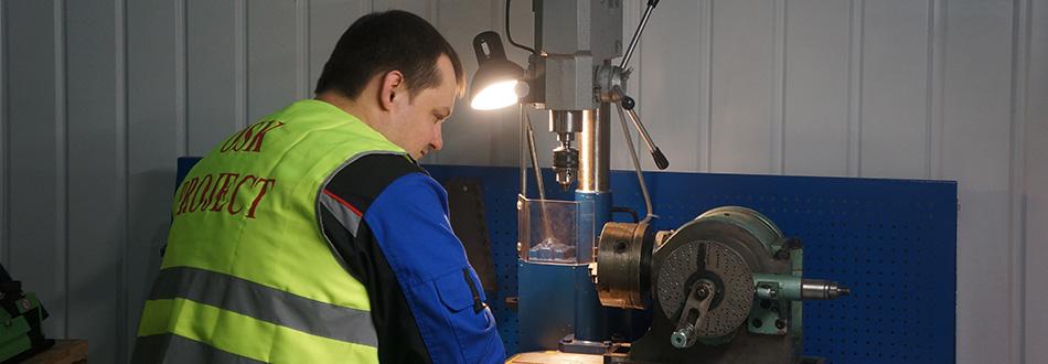 Обслуживание и ремонт систем газового пожаротушения